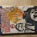 Cómics: THE SEVEN DEADLY SINS-NANATSU NO TAIZAI-LOS SIETE PECADOS CAPITALES 17 ## B. Lote 162485346