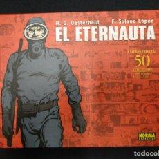 Cómics: EL ETERNAUTA - H.G. OESTERHELD - F. SOLANO LOPEZ - NORMA - . Lote 162696954