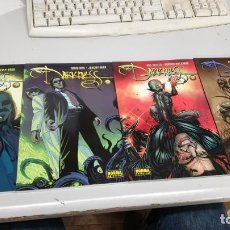 Cómics: THE DARKNESS Nº 1 2 3 Y 4 - PHIL HESTER DAVID HINE / NORMA EDITORIAL. Lote 162899802