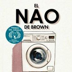 Cómics: EL NAO DE BROWN (DILLON) NORMA - CARTONE - IMPECABLE - OFI15T. Lote 163011262