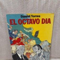 Cómics: EL OCTAVO DÍA - DANIEL TORRES - NORMA EDITORIAL. Lote 163048062