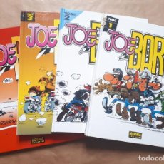 Cómics: JOE BAR TEAM 1 2 3 Y 4 - CARTONÉ - NORMA - JMV. Lote 163083218