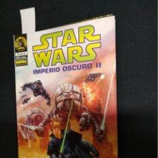 Cómics: COLECCION COMPLETA - STAR WARS - IMPERIO OSCURO II - Nº 1 AL Nº 6 - NORMA. Lote 163378350