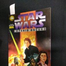 Cómics: COLECCION COMPLETA - STAR WARS - IMPERIO OSCURO - Nº 1 AL Nº 6 - NORMA. Lote 163380070