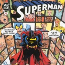 Cómics: COMIC001* SUPERMAN 4 COLECCION REGULAR 2001 NORMA-VID. Lote 163592754