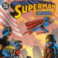 Cómics: COMIC001* SUPERMAN 5 COLECCION REGULAR 2001 NORMA-VID. Lote 163592958