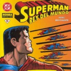 Cómics: COMIC001* SUPERMAN 11 COLECCION REGULAR 2001 NORMA-VID. Lote 163593466
