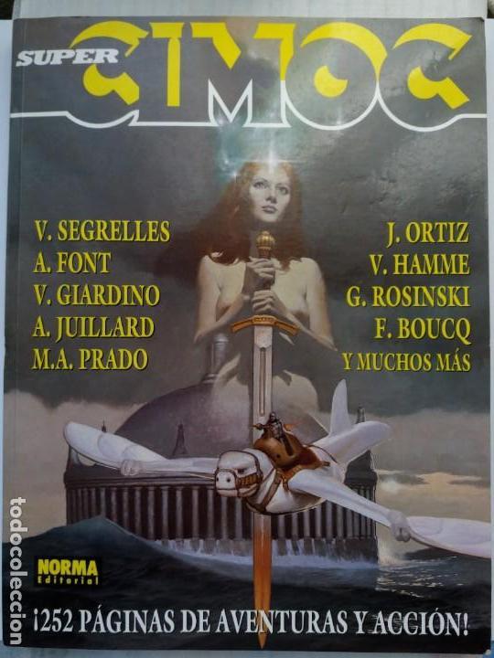 SUPER CIMOC NÚMERO 2 (Tebeos y Comics - Norma - Cimoc)