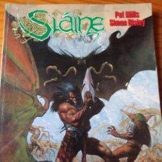 Cómics: SLAINE, LAS ARMAS SAGRADAS- PAT MILLS/ SIMON BISLEY- SLAINE Nº 2 COLECCION CIMOC EXTRA COLOR Nº 82. Lote 163743106