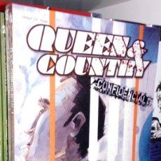 Cómics: QUEEN & COUNTRY: CONFIDENCIAL. COLECCIÓN COMPLETA. Lote 163810198