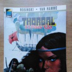 Cómics: THORGAL. EL PAIS QA. Nº 10. COLECCION PANDORA 3. ROSINSKI / VAN HAMME. NORMA. Lote 164596354