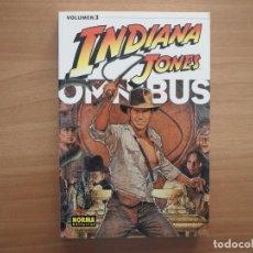 Cómics: INDIANA JONES OMNIBUS VOLUMEN 3 - JOHN BYRNE, HOWARD CHAYKIN, WALT SIMONSON, RON FRENZ. Lote 164625406
