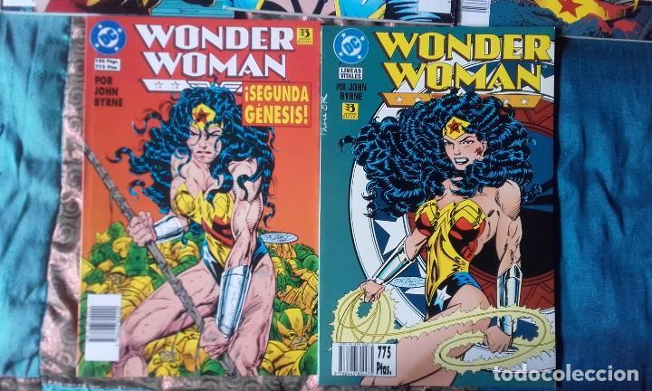 Cómics: Wonder Woman, coleccion completa 5 tomos - Foto 2 - 164629110