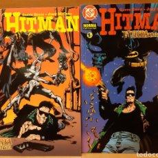 Cómics: HITMAN 1 AL 4 FURIA EN ARKHAM + HITMAN 1 AL 3 UNO DE LOS NUESTROS COMPLETAS ¡IMPECABLES!. Lote 164733706