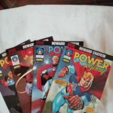 Comics - POWER & GLORY 4 NUMS-NORMA - 164746466