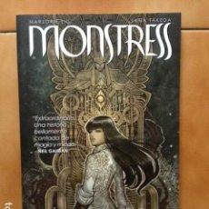 Comics - MONSTRESS VOLUMEN 1 : DESPERTAR POR MARJORIE LIU Y SANA TAKEDA - NORMA EDITORIAL - 164941086