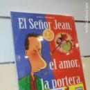 Cómics: LOTE 3 TOMOS EL SEÑOR JEAN Nº 1-2 Y 3 - NORMA - OFERTA. Lote 165102330