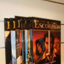 Cómics: EL ESCORPION COMPLETA 11 TOMOS EL Nº 9 CARTONE LOS OTROS 10 TAPA BLANDA DESBERG Y MARINI - NORMA - . Lote 165111738