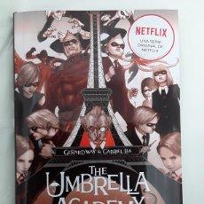 Comics - The umbrella academy 1. Suite apocalíptica - Gerard Way & Gabriel Bá - Norma Editorial - 165177633