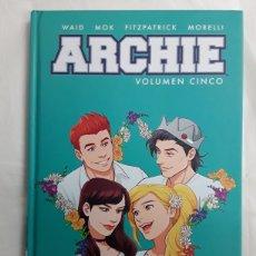 Cómics: ARCHIE 5 - WAID, MOK, FITZPATRICK, MORELLI - NORMA. Lote 165586834