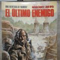 Lote 165647510: HOMBRE - EL ULTIMO ENEMIGO - CIMOC EXTRA COLOR Nº 50 - NORMA