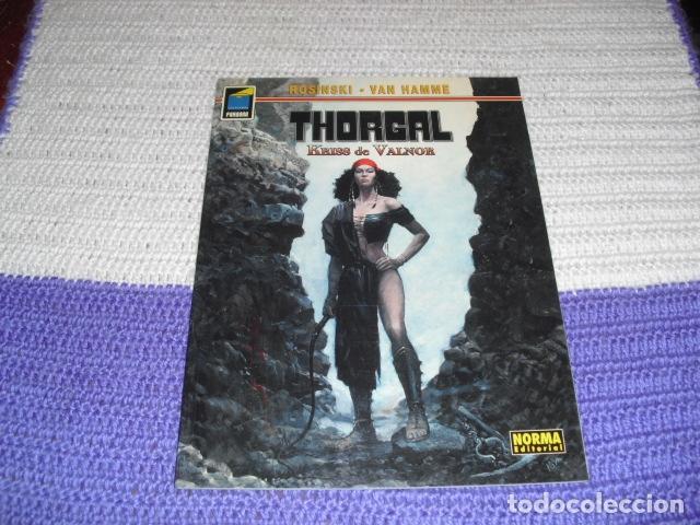 THORGAL - Nº 106 - (Tebeos y Comics - Norma - Otros)