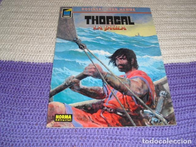 THORGAL - Nº 74 - (Tebeos y Comics - Norma - Otros)