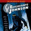 Cómics: CÓMICS. BOGAVANTE JOHNSON 6. UNA CADENA FORJADA EN VIDA - VARIOS AUTORES. Lote 165794902