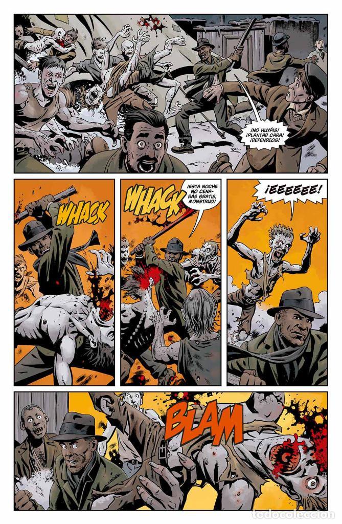 Cómics: Cómics. BOGAVANTE JOHNSON 6. UNA CADENA FORJADA EN VIDA - Varios Autores - Foto 3 - 165794902
