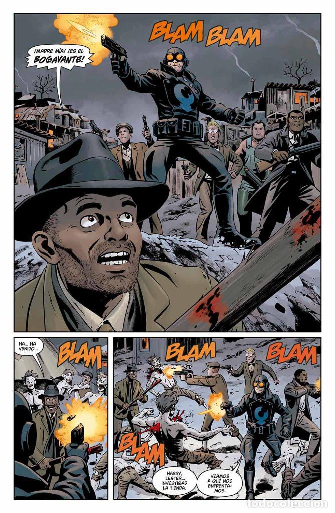 Cómics: Cómics. BOGAVANTE JOHNSON 6. UNA CADENA FORJADA EN VIDA - Varios Autores - Foto 4 - 165794902