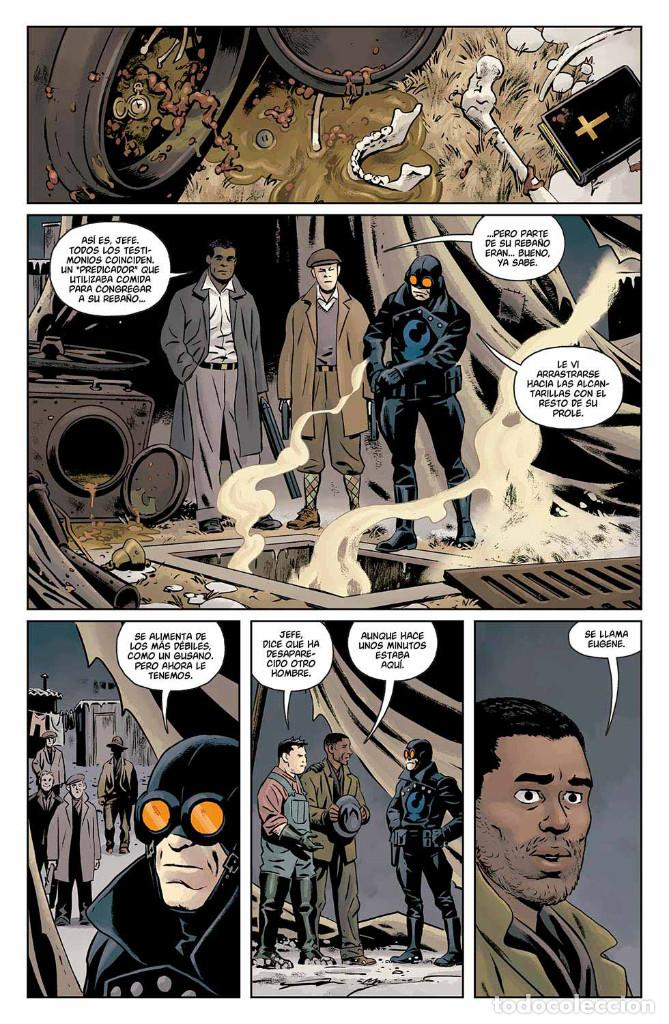 Cómics: Cómics. BOGAVANTE JOHNSON 6. UNA CADENA FORJADA EN VIDA - Varios Autores - Foto 5 - 165794902