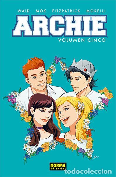 CÓMICS. ARCHIE 5 - MARK WAID/AUDREY MOK/KELLY FITZPATRICK (CARTONÉ) (Tebeos y Comics - Norma - Comic USA)