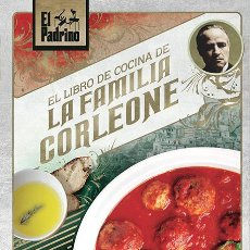 Cómics: CÓMICS. EL PADRINO. EL LIBRO DE COCINA DE LA FAMILIA CORLEONE - LILIANA BATTLE/STACEY TYZZER (CARTON. Lote 165796242
