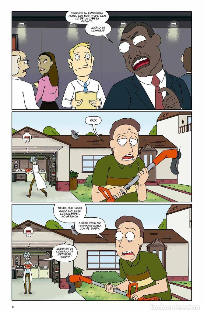 Cómics: Cómics. RICK Y MORTY 7 - Varios autores - Foto 3 - 165820738