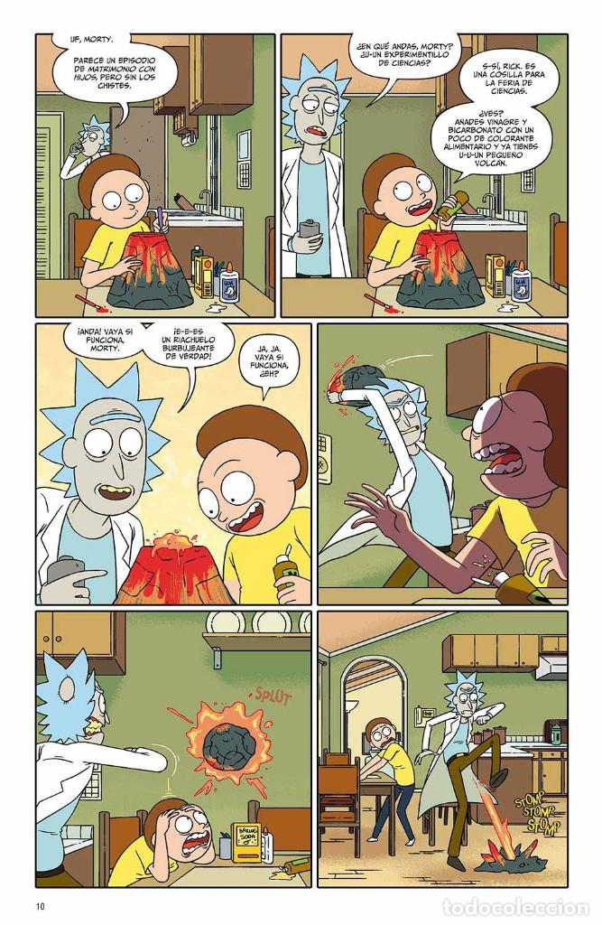 Cómics: Cómics. RICK Y MORTY 7 - Varios autores - Foto 5 - 165820738