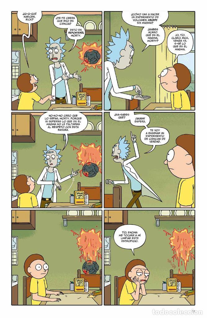 Cómics: Cómics. RICK Y MORTY 7 - Varios autores - Foto 6 - 165820738