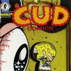 Cómics: CUD COMICS Nº 1 (TERRY LABAN`S) NORMA - BUEN ESTADO - OFI15S. Lote 165952350