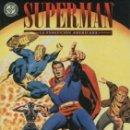 Cómics: SUPERMAN LA EVOLUCION AMERICANA - NORMA - COMO NUEVO - OFI15S. Lote 165955574