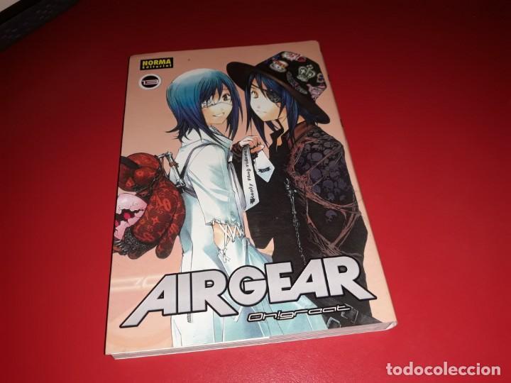 AIR GEAR Nº 13 NORMA EDITORIAL 2007 (Tebeos y Comics - Norma - Otros)