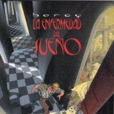Comics: BEROY. LA ENFERMEDAD DEL SUEÑO. TOUTAIN. RUSTICA . 80 PAGINAS. Lote 261663595