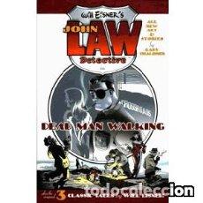 Cómics: JOHN LAW DETECTIVE. Lote 166263318