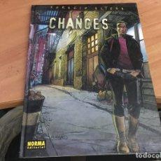 Comics : CHANCES Nº 3 HORACIO ALTUNA (NORMA) (COIB1). Lote 166333150