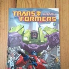 Cómics: TRANSFORMERS LA NUEVA GENERACIÓN # 2 -NUEVO - D3. Lote 166387766