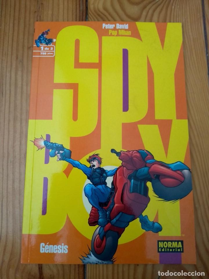SPY BOY Nº 1 (Tebeos y Comics - Norma - Comic USA)