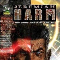 Comics - JEREMIAH HARM - KEITH GIFFEN - ALAN GRANT - 166545214