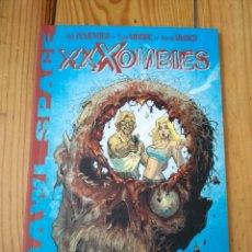 Comics: XXXOMBIES - RICK REMENDER, TONY MOORE & KIERON DWAYER. Lote 166675758