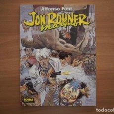 Cómics: JON ROHNER MARINO - ALFONSO FONT. Lote 166705510