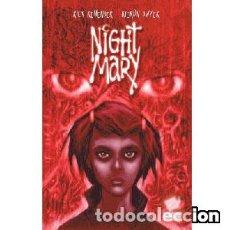 Comics - NIGHT MARY --- RICK REMENDER - 166759566