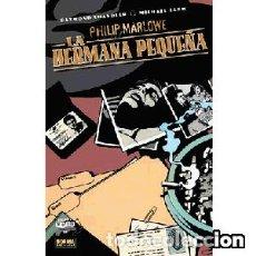 Fumetti: PHILIP MARLOWE: LA HERMANA PEQUEÑA --- RAYMOND CHANDLER - MICHAEL LARK. Lote 166766838
