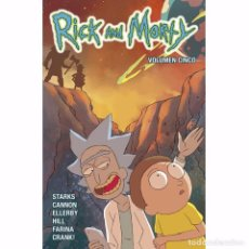 Cómics: RICK AND MORTY VOLUMEN 5. Lote 166786170